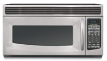 1.5 Cu. Ft. Capacity 1,000 Watts Microwave Hood Combination(Stainless Steel)