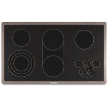 5 Elements Premium Surface with Subtle Watermark PRO LINE® Series Electric 36 in. Width(Meteorite)