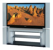 """52"""" Diagonal 16:9 Integrated HD DLP™ Projection TV with HDMI™"""