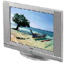 20'' Flat Panel LCD TV