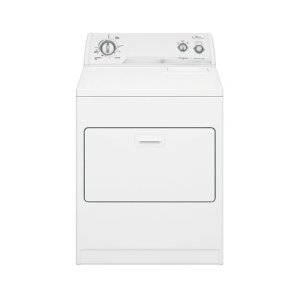 Biscuit-on-Biscuit Whirlpool® Super Capacity Electric Dryer
