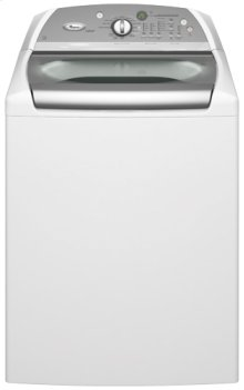 White Cabrio 4.5 cu. ft. Washer
