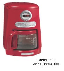 10-Cup Programmable JavaStudio® Collection Coffee Maker
