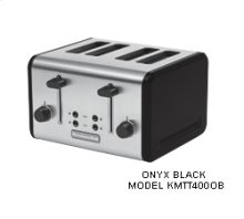 4-Slice Metal Toaster
