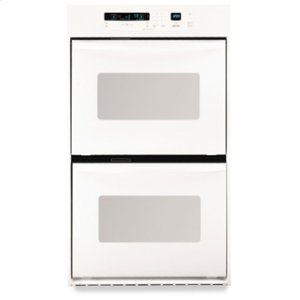 KitchenAid4.0 Cu. Ft. Thermal Upper & Lower Ovens Double Oven 30 in. Width(Black)