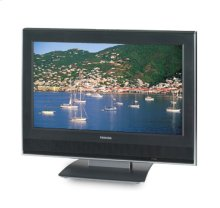 "23"" Diagonal LCD HD Monitor Television with Built-in DVD Player"