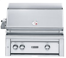 "30"" Built-in Grill with 1 ProSear Burner and Rotisserie (L30PSR-1)"