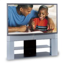 """56"""" Diagonal 16:9 Integrated 1080p HD DLP™ Projection TV with HDMI™"""