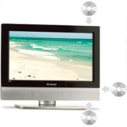 "26"" HD LCD TV/DVD Combo with ATSC Tuner Product Image"