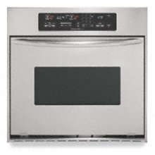 3.7 Cu. Ft. True Convection Architect® Series Single Oven 30 in. Width(Stainless Steel)