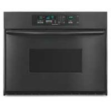 3.3 Cu. Ft. True Convection Single Oven 27 in. Width(Black)