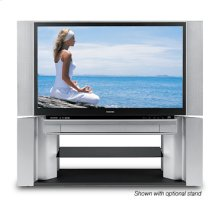 """62"""" Diagonal Cinema Series® 16:9 Integrated HD DLP™ Projection TV with HDMI™"""