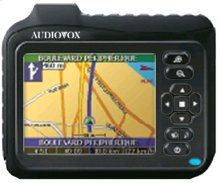 3.5 Inch Touch Screen Portable Navigation