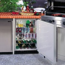 Marvel Outdoor Refrigeration - 6OBAR-SS-F