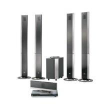 700 Watt Flat Speaker DVD Player Home Theater System