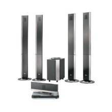 700 Watt Flat Speaker DVD Player Home Theater System