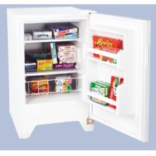 4.6 Cu. Ft. Capacity Upright Freezer