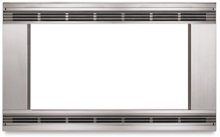 Microwave Oven Trim Kit Anti-Tip Brackets 27-Inch Use with Microwave Oven KCMS1555S Architect® Series II(Black)