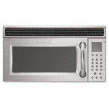 1.7 Cu. Ft. Capacity 1,100 Watts Ultima Cook™ Microwave Hood Combination(Black)