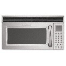 1.7 Cu. Ft. Capacity 1,100 Watts Ultima Cook™ Microwave Hood Combination(Black)