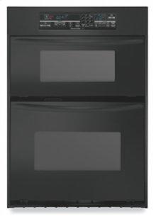 1.4 Cu. Ft. True Convection Microwave 3.7 Cu. Ft. True Convection Lower Oven Oven/Microwave Combination 30 in. Width(Black)