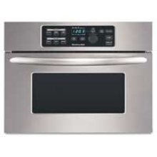 24 in. Built-In Microwave Oven Includes 27 in. & 30 in. Trim Kits(Stainless Steel)