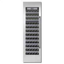 "24"" STAINLESS STEEL FREEDOM WINE PRESERVATION COLUMN WITH PROFESSIONAL HANDLES"