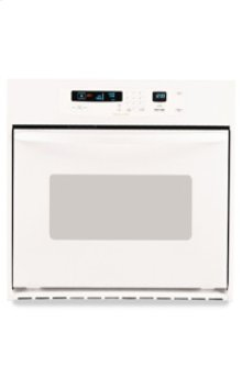 3.5 Cu. Ft. Thermal Single Oven 27 in. Width(Black)