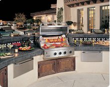 "Epicure 36"" Built-in Outdoor Grill"