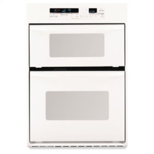KitchenAid1.4 Cu. Ft. Microwave 3.3 Cu. Ft. True Convection Lower Oven Oven/Microwave Combination 27 in. Width(Black)