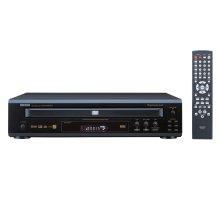 5-Disc Progressive Scan DVD Video Changer