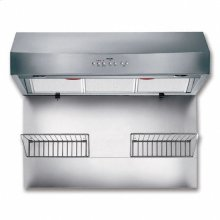"""48"""" TRADITIONAL STAINLESS STEEL WALL HOOD"""