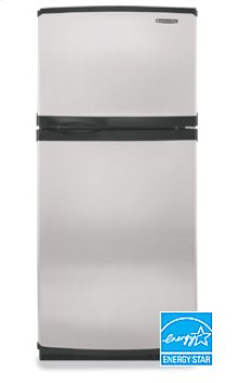 18.8 Cu. Ft. 29 1/2 in. Width Freezer-on-the-Top Freestanding Refrigerator w/ Integrated Handles Superba® Series(Stainless Steel)