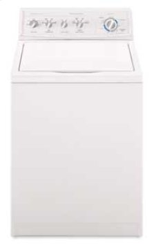 Super Capacity Plus 14 Automatic Cycles 3.0 Cu. Ft. Capacity(White-on-White)