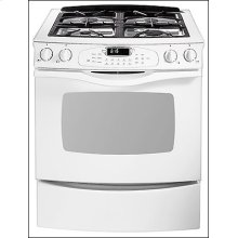 Slide-In Gas Convection Range
