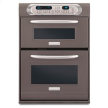 1.4 Cu. Ft. Microwave 3.7 Cu. Ft. Ultima Cook™ Specialty Lower Oven PRO LINE® Series Oven/Microwave Combination 30 in. Width(Meteorite)