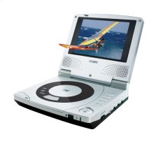 "5"" TFT PORTABLE DVD PLAYER"