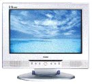 17'' Flat Panel LCD TV Product Image