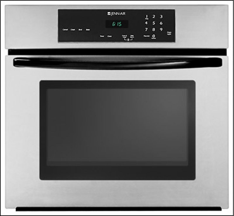 Jenn Air 30 Single Electric Wall Oven