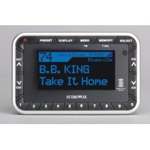 XM Radio Satellite Receiver