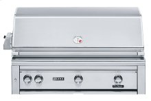 """42"""" Built-in Grill with 1 ProSear Burner and Rotisserie (L42PSR-1)"""