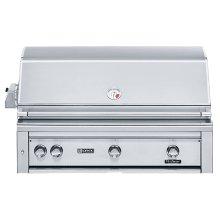 "42"" Built-in Grill with 1 ProSear Burner and Rotisserie (L42PSR-1)"