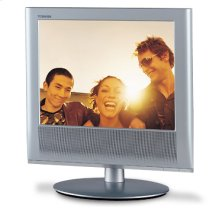 "20"" Diagonal 4:3 LCD TV"