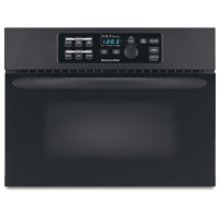 24 in. Built-In Microwave Oven Includes 27 in. & 30 in. Trim Kits(Black)