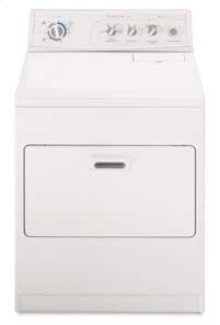 Super Capacity Plus 10 Automatic Cycles Electric Dryer(Stainless-on-Ebony)