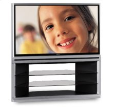 """56"""" Diagonal 16:9 Integrated HD DLP™ Projection TV with Dual HDMI™"""