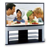 "62"" Diagonal Cinema Series® 1080p HD DLP™ TV"
