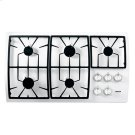 "36"" 5 Burner Cooktop NGT Series Gas Cooktop Product Image"