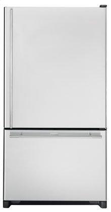 20 Cu. Ft. Cabinet-Depth Bottom Freezer