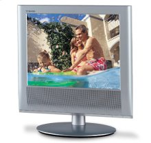 "14"" Diagonal 4:3 LCD TV"